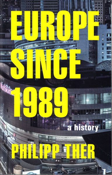 Europe since 1989 : a history