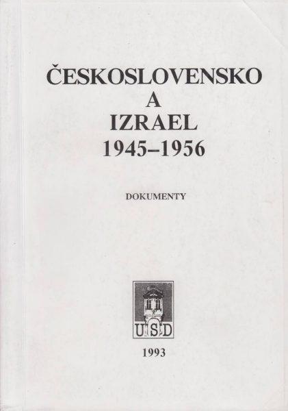 Československo a Izrael 1945–1956. Dokumenty