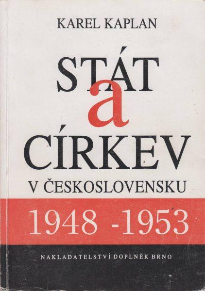 Stát a církev v Československu v letech 1948–1953