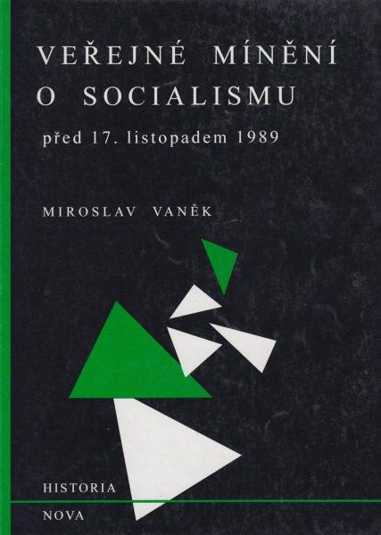 Veřejné mínění o socialismu před listopadem 1989