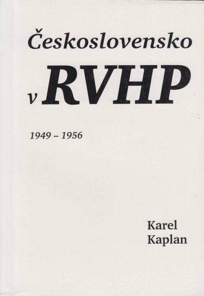 Československo v RVHP 1949–1956