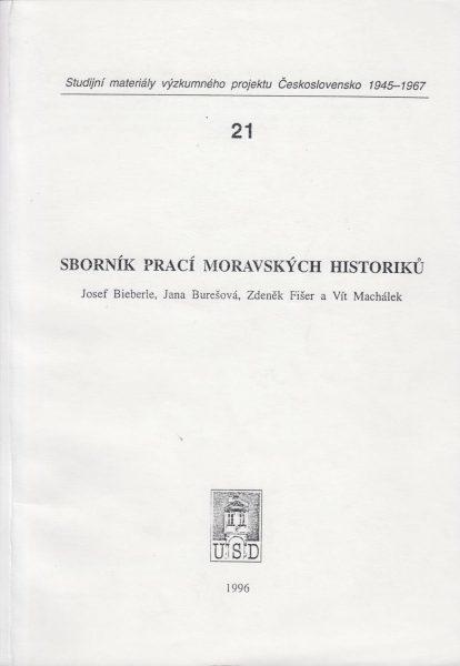 Sborník prací moravských historiků