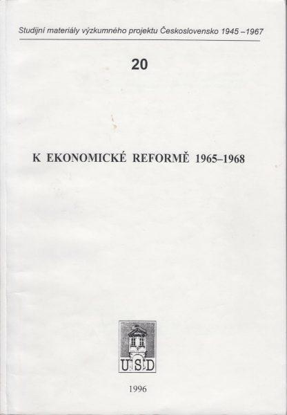 K ekonomické reformě 1965–1968