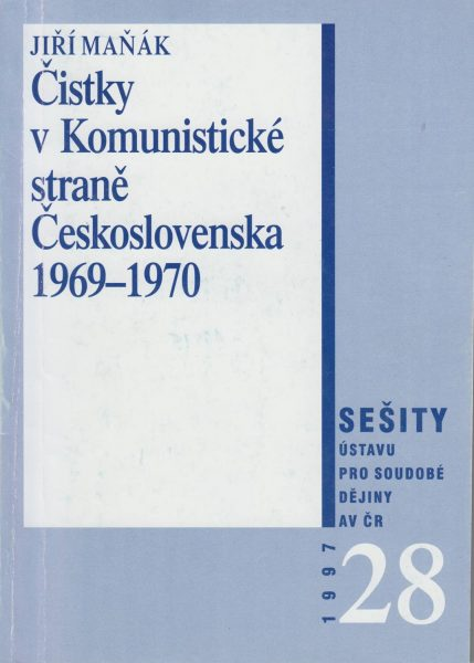 Čistky v Komunistické straně Československa 1969–1970