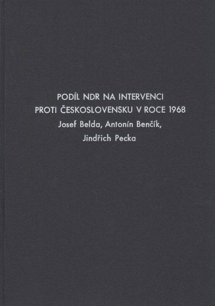 Podíl NDR na intervenci proti Československu v roce 1968 (Pobyt sovětských vojsk na území Československa 1968–1991)