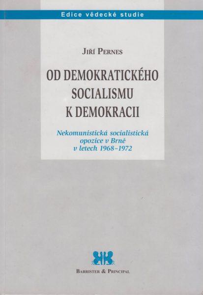 Od demokratického socialismu kdemokracii. Skleněná kulička