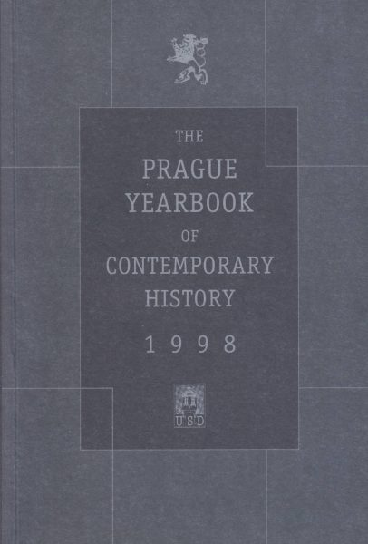 The Prague Yearbook of Contemporary History 1998