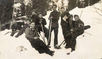 Čechoslováci v Norsku během druhé světové války
