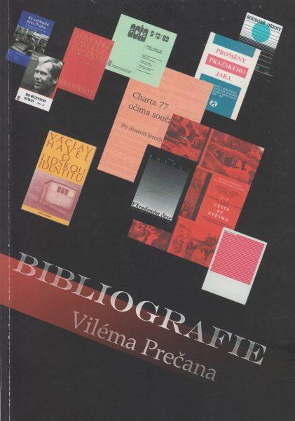 Bibliografie Viléma Prečana