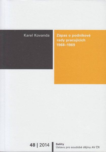 Zápas o podnikové rady pracujících 1968–1969