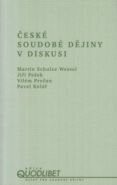 České soudobé dějiny v diskusi