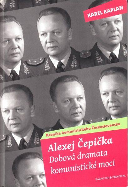Kronika komunistického Československa. Alexej Čepička – dobová dramata komunistické moci