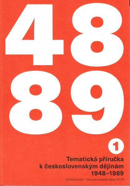 Tematická příručka k československým dějinám 1948-1989