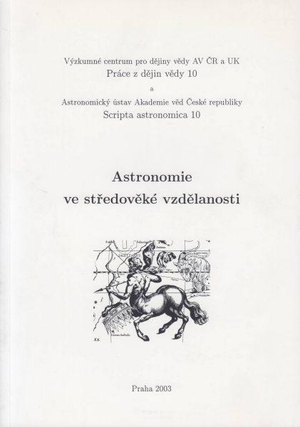 Astronomie ve středověké vzdělanosti