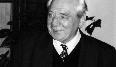 Antonín Benčík (18. 1. 1926 – 22. 9. 2017)