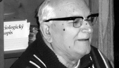 František Svátek (20. 10. 1936 - 18. 11. 2017)
