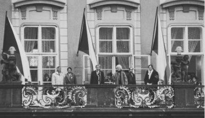 Výstava: Havel na Hrad - Příběh roku 1989