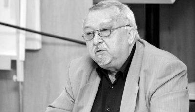 Zemřel PhDr. Jan Gebhart, DSc. (5. 2. 1945 - 29. 6. 2018)