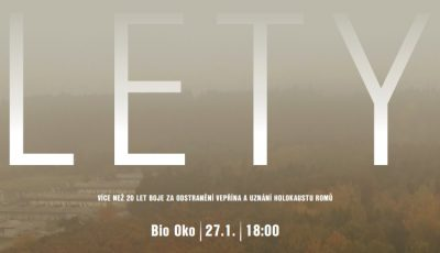 Projekce dokumentárního filmu LETY