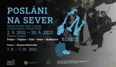 Posláni na Sever: Češi v Norsku na nucené práce