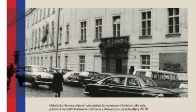 Česká národní rada: Kořeny a tváře národního parlamentu