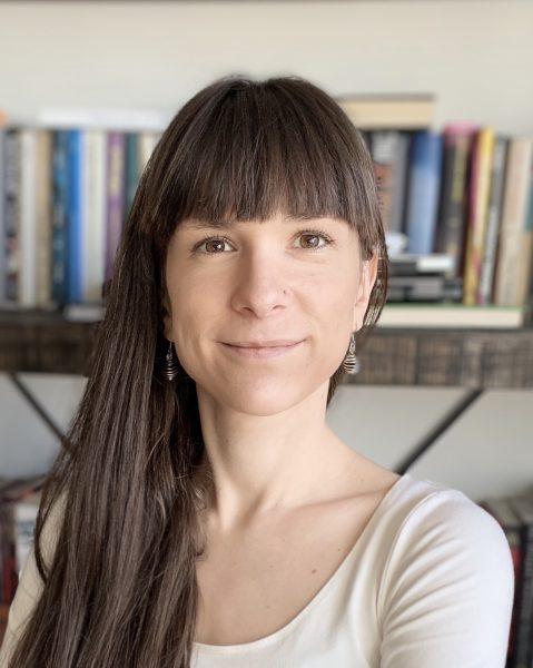 M.A. Veronika Pehe, Ph.D.