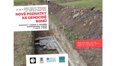 Archeologie tzv. cikánského tábora v Letech u Písku