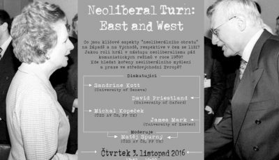 Neoliberal Turn: East and West