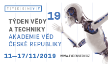 Akce ústavu v rámci letošního Týdne vědy a techniky AV ČR