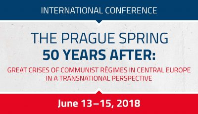 Great Crises of Communist Régimes in Central Europe in a Transnational Perspective