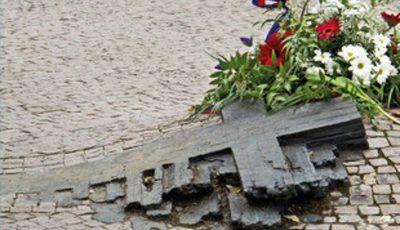 Pamětní místa na komunistický režim