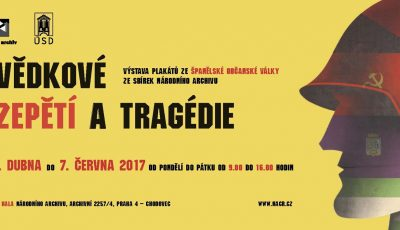 Plakáty ze španělské občanské války