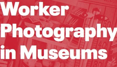 "Workshop ""Worker Photography in Museums"""