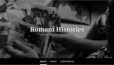 Prague Forum for Romani Histories