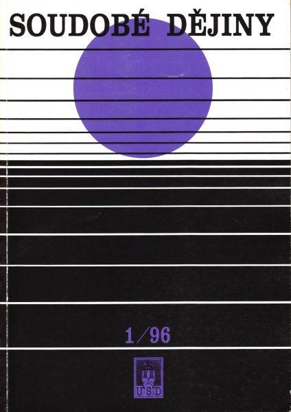 Soudobé dějiny 1 / 1996