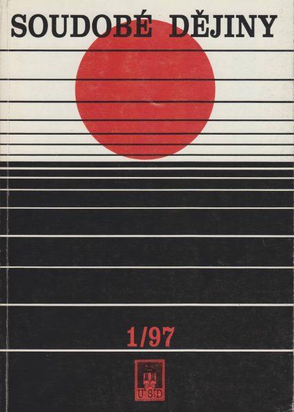 Soudobé dějiny 1 / 1997