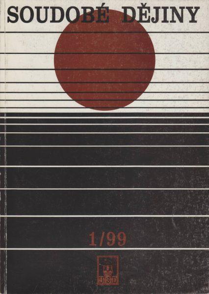 Soudobé dějiny 1 / 1999