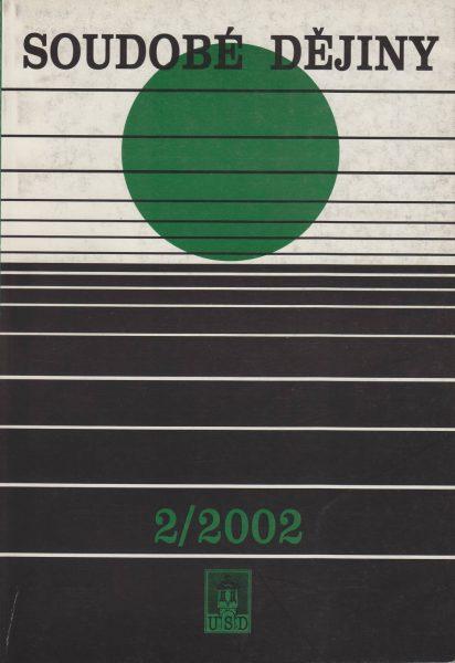 Soudobé dějiny 2 / 2002