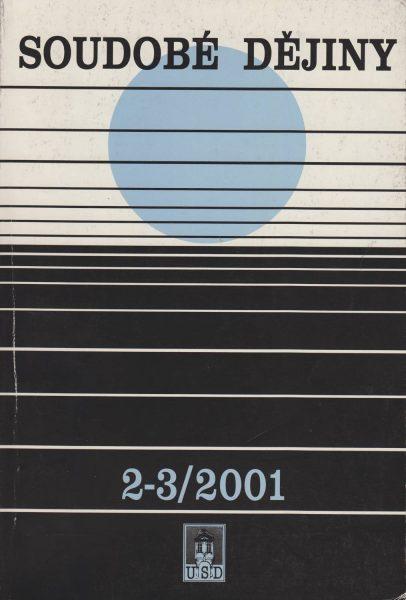 Soudobé dějiny 2-3 / 2001
