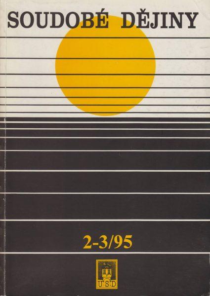 Soudobé dějiny 2-3 / 1995