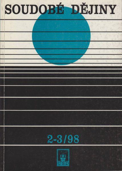 Soudobé dějiny 2-3 / 1998