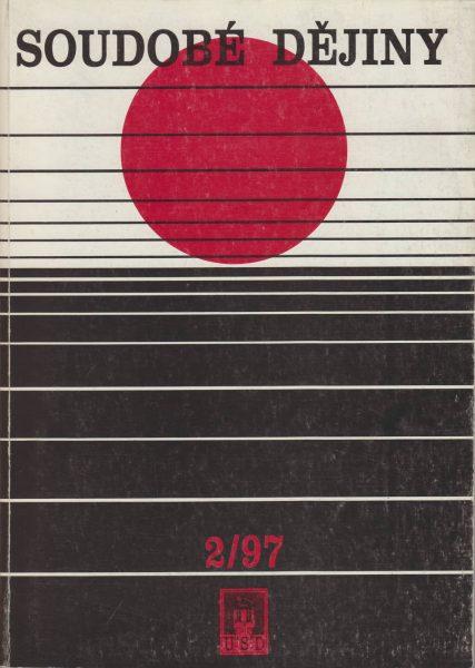 Soudobé dějiny 2 / 1997