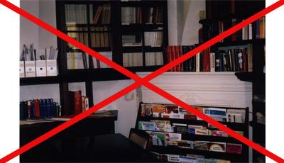 Uzavření knihovny ÚSD