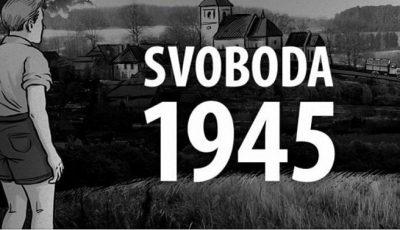 Právě vychází: Svoboda 1945
