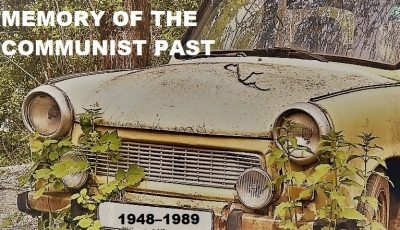CFP: Memory of the Communist Past