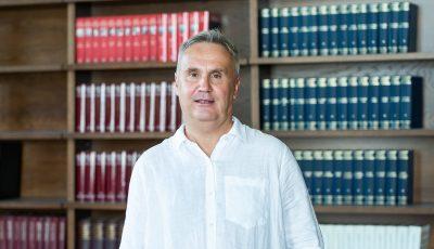 Slavnostní přednáška prof. Miroslava Vaňka na Žofíně