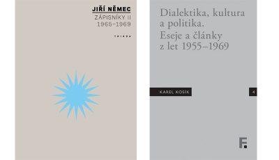 Vydávání pramenů k českým intelektuálním dějinám po roce 1945