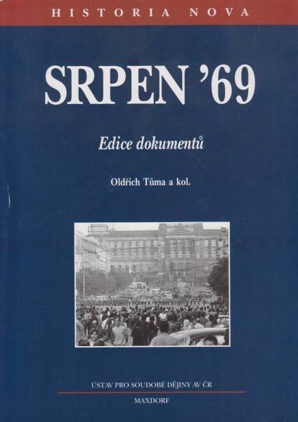 Srpen ´69. Edice dokumentů