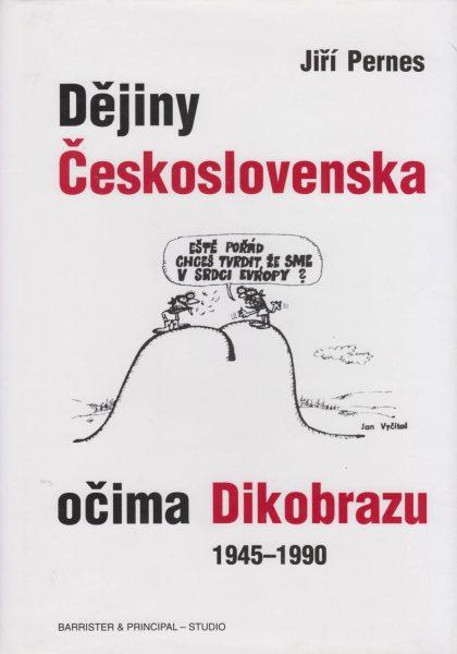 Dějiny Československa očima Dikobrazu 1945–1990