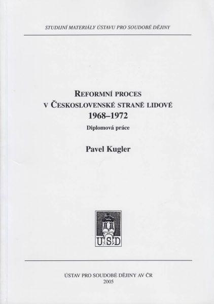 Reformní proces v Československé straně lidové 1968–1972